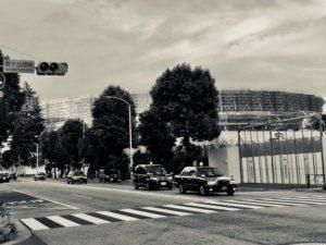 三木未希, オリンピックスタジアム